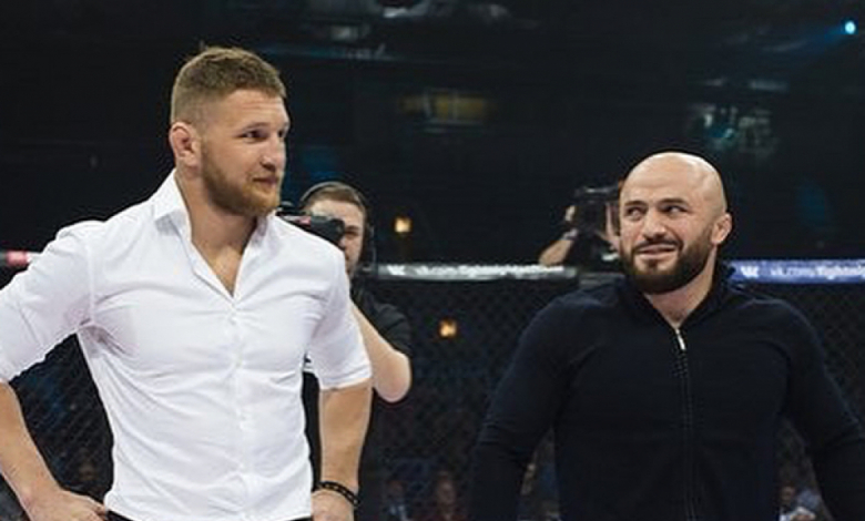Враждата продължава: Исмаилов и Минеев се биха в ресторант