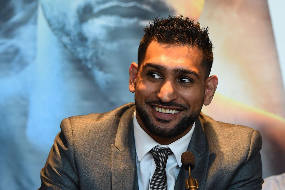Амир Хан не е сигурен дали да продължи с бокса