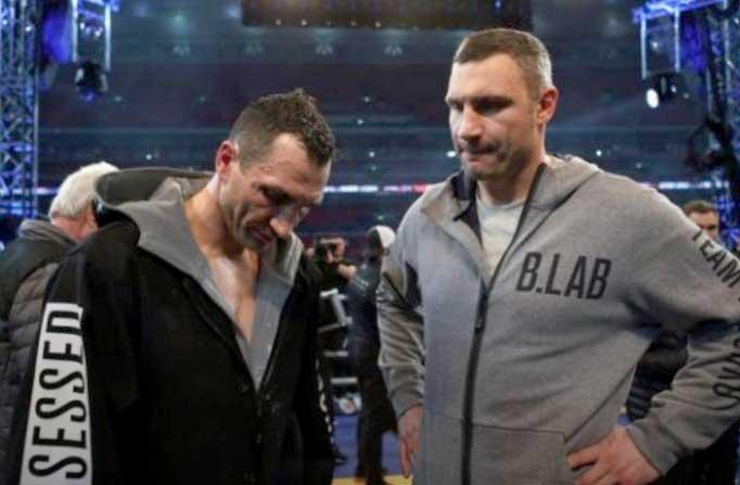Виталий Кличко призна: Заради моя грешка Владимир загуби от Джошуа