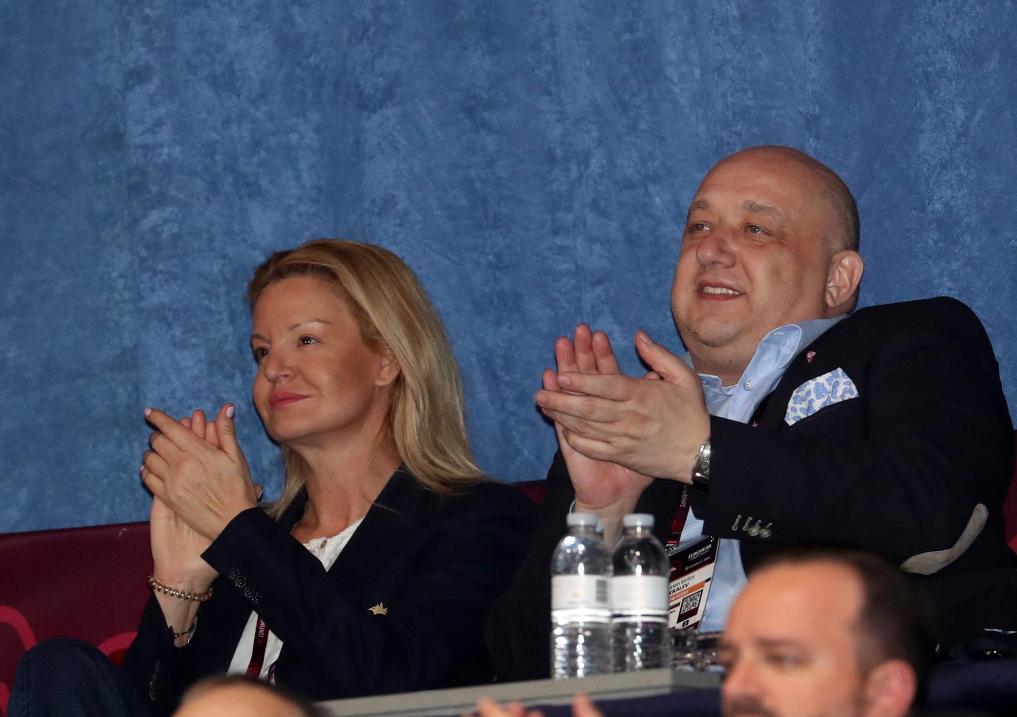 Кралев и Костадинова са сред гостите на Европейското по борба