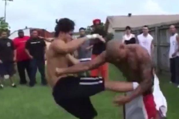 Най-добрите улични битки на Хорхе Масвидал (ВИДЕО)