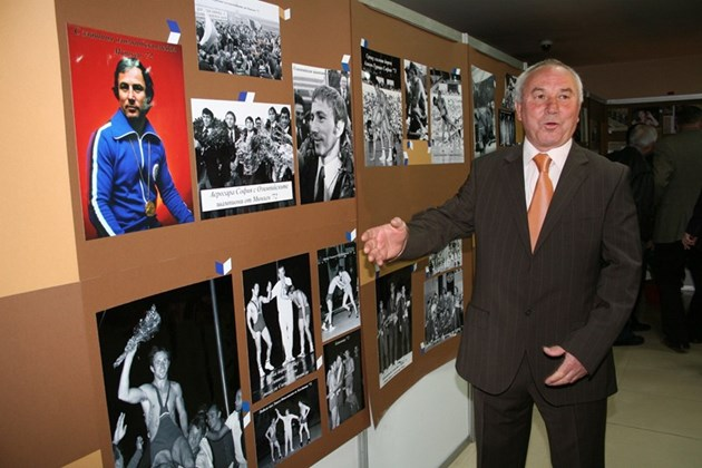 Легендата на родната борба Георги Мърков на 73!