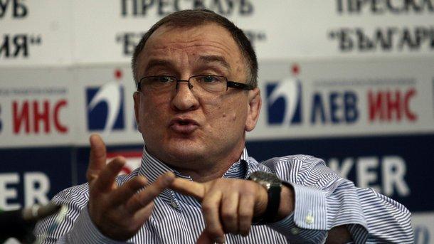 Симеон Щерев стана треньор на Русия