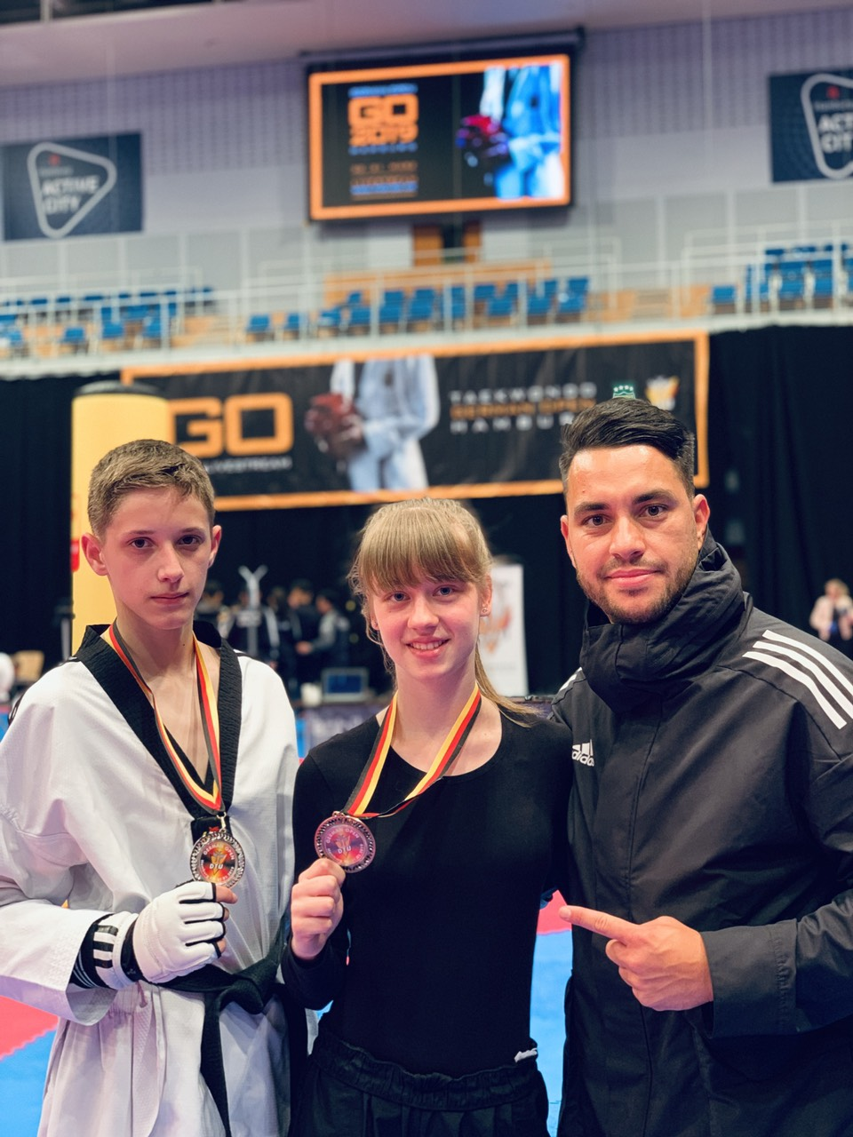Два медала за България от турнир по таекуондо в Германия