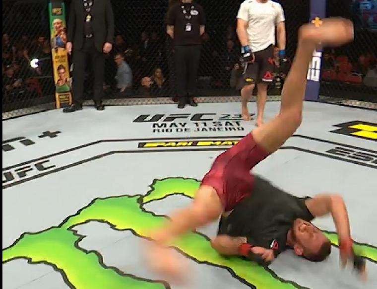 Най-добрите танцьори сред бойците на UFC (ВИДЕО)