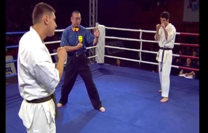 ИЧИГЕКИ 2007 година: Илия Илиев – Николае Стоян (ВИДЕО)