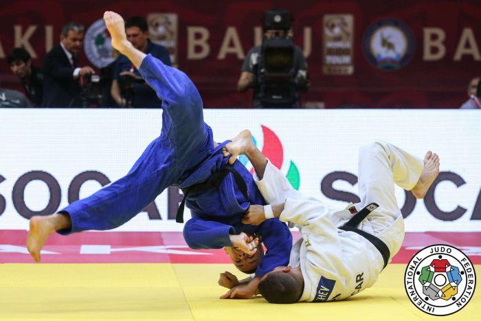 Янислав Герчев загуби на репешажите на джудо състезанието в Баку
