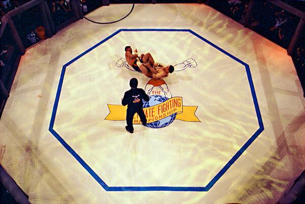 UFC 1: The Beginning (ВИДЕО)