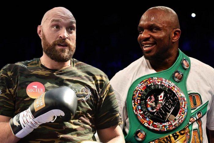 WBC разпореди мач между Тайсън Фюри и Дилиън Уайт