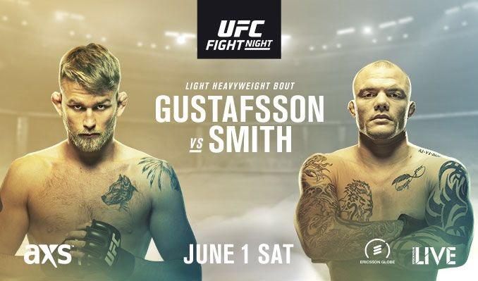 Антъни Смит излезе на трето място в ранглистата на UFC, Ракич с рекорд