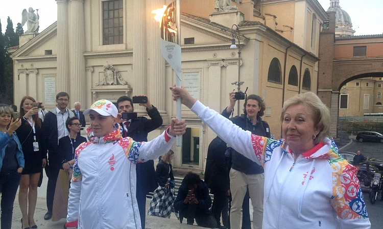Самбисти ще носят огъня на Европейските игри