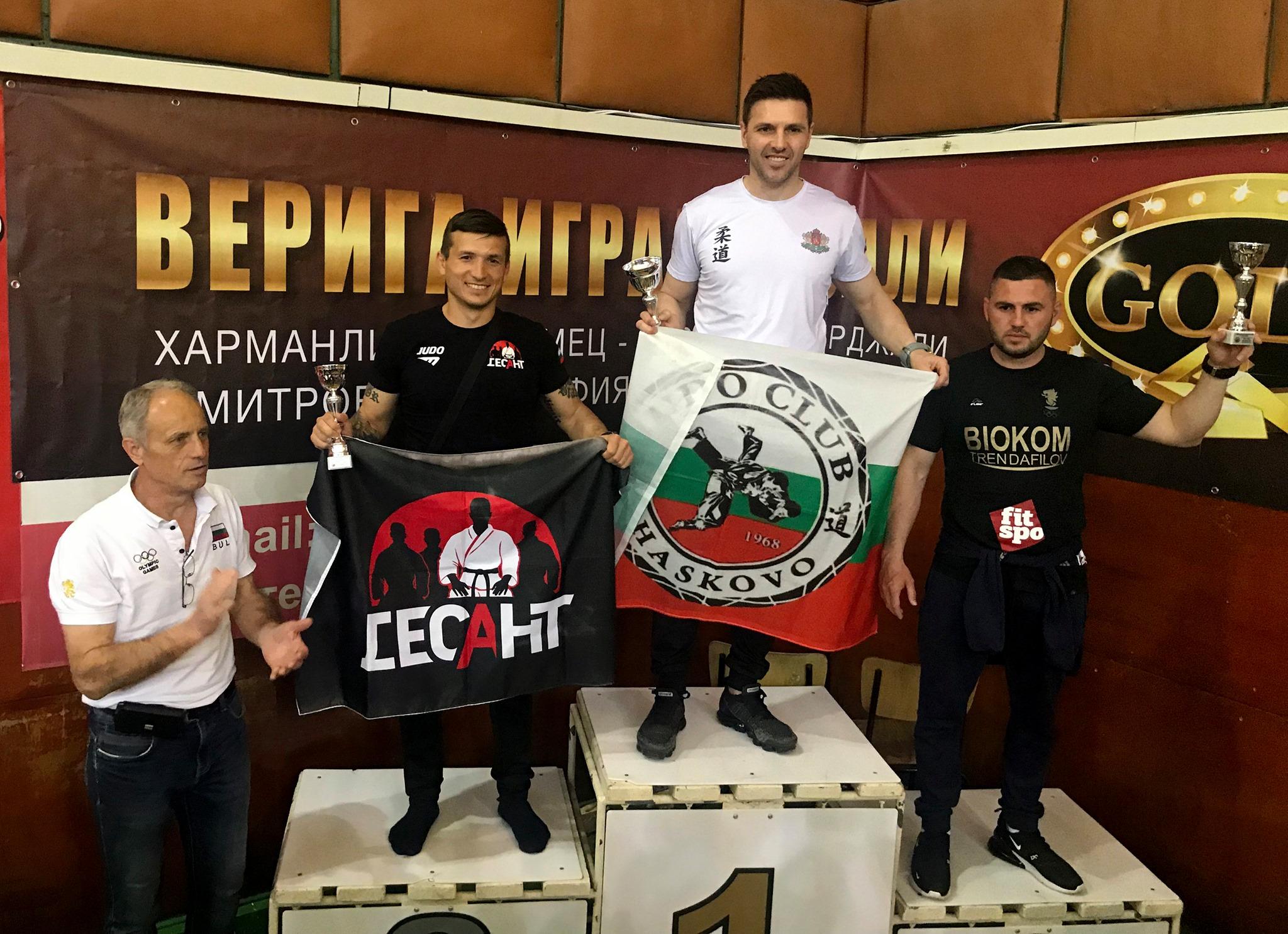 Огромен интерес към турнир по джудо в Хасково (ГАЛЕРИЯ)