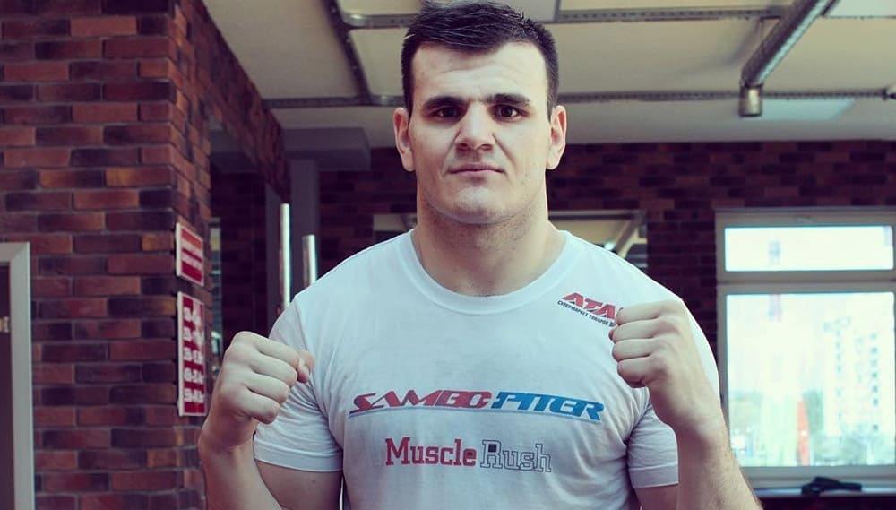 UFC привлече европейски шампион по бойно самбо