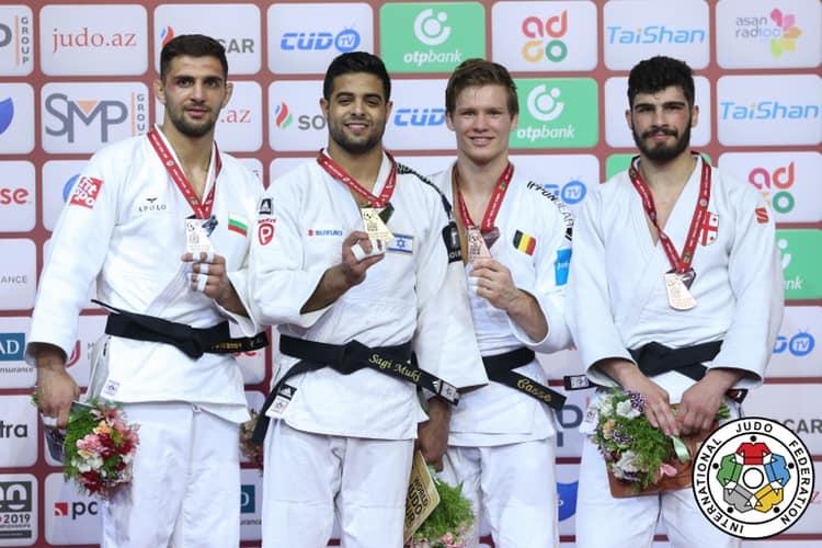Сребро за Ивайло Иванов на Европейските игри