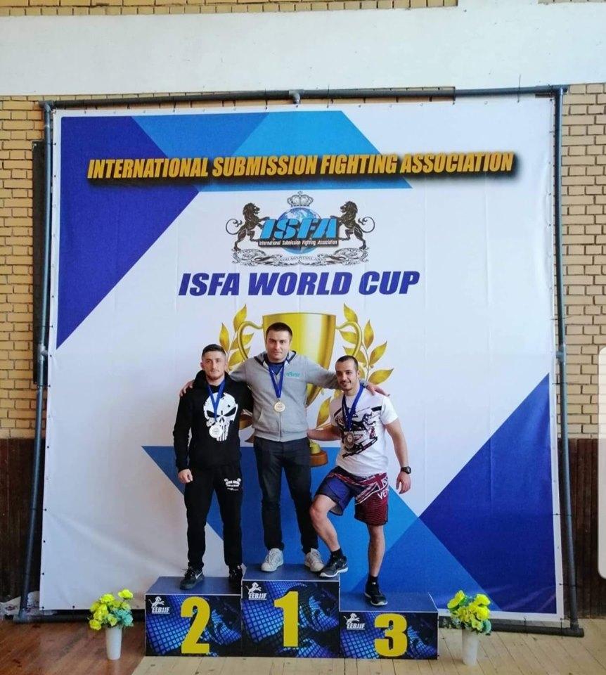 Pitbulls стана отборен шампион на ISFA World Cup