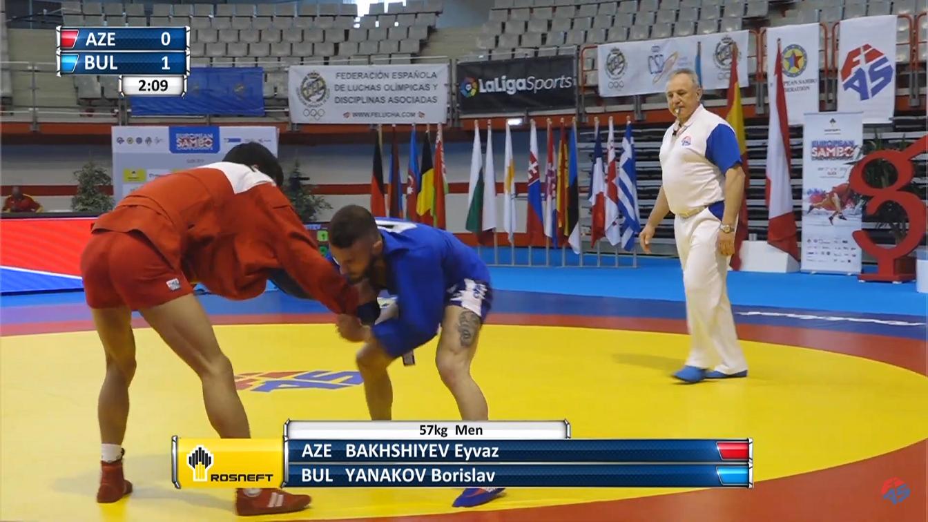 Три бронзови медала за България от втория ден на Европейското по самбо