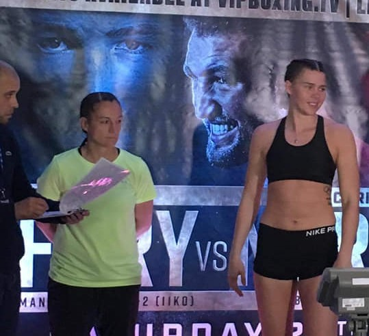 Световна шампионка не даде шанс на българка на гала в Манчестър