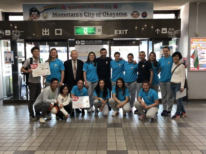 Националките ни по борба пристигнаха благополучно в Япония