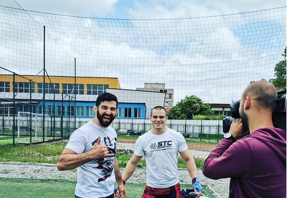 Живко Стоименов започва лагер за следващия си мач