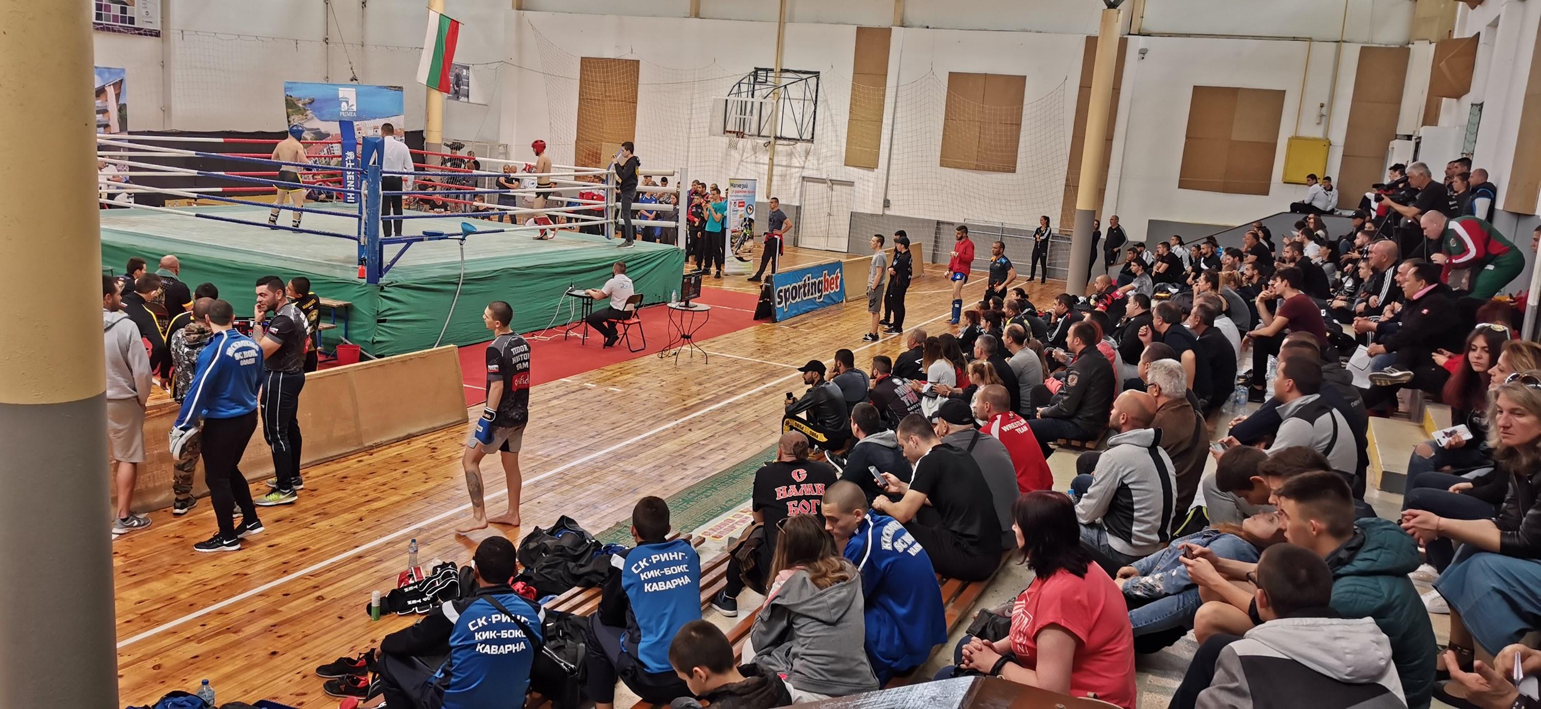 СК Боил триумфира на Държавното по кикбокс в Пловдив