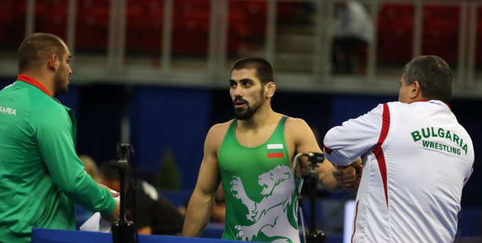 Борците ни с бронз от турнира в Киев