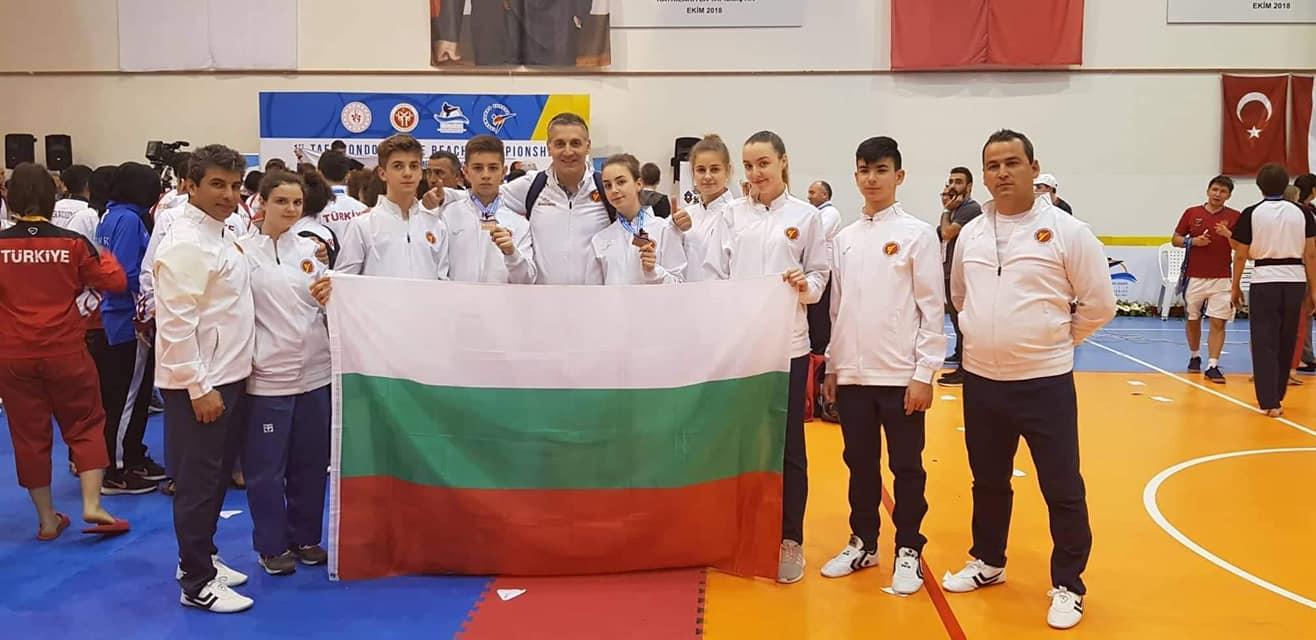 Националният отбор по пумсе заминава за Ниш