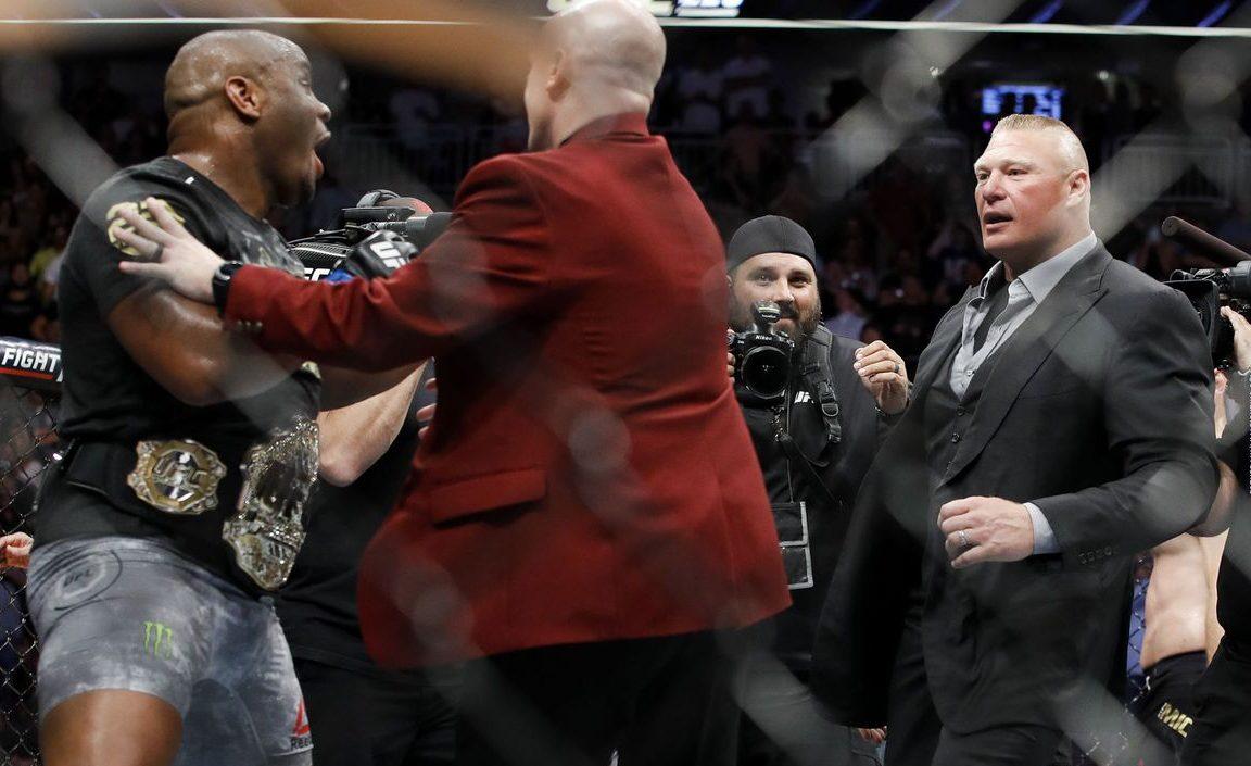 Дейна Уайт настоява за мач между Миочич и Кормие