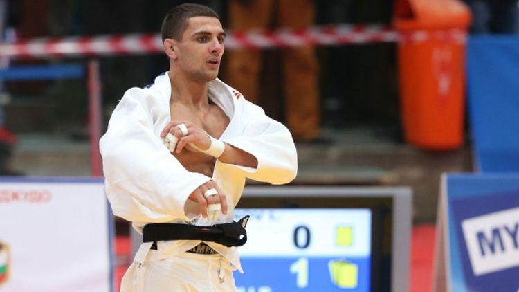 Ивайло Иванов е знаменосецът ни на Европейските игри