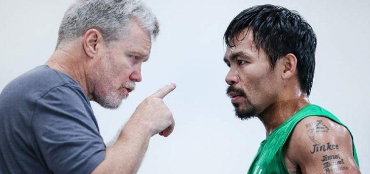 Треньорът на Пакиао го посъветва кога да спре с бокса