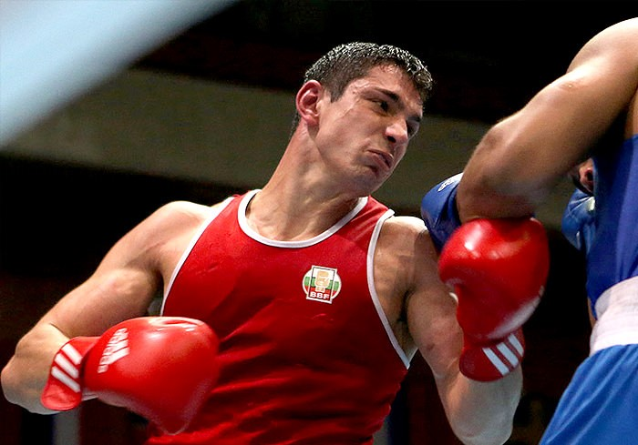 Петър Белберов отпадна на четвъртфинал