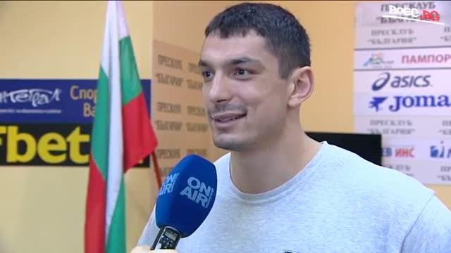 Петър Белберов: Искаме да представим България достойно (ВИДЕО)