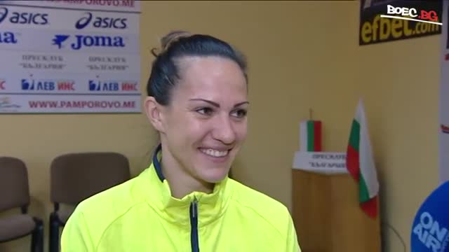 Станимира Петрова: Надявам се да стигна до медалите (ВИДЕО)