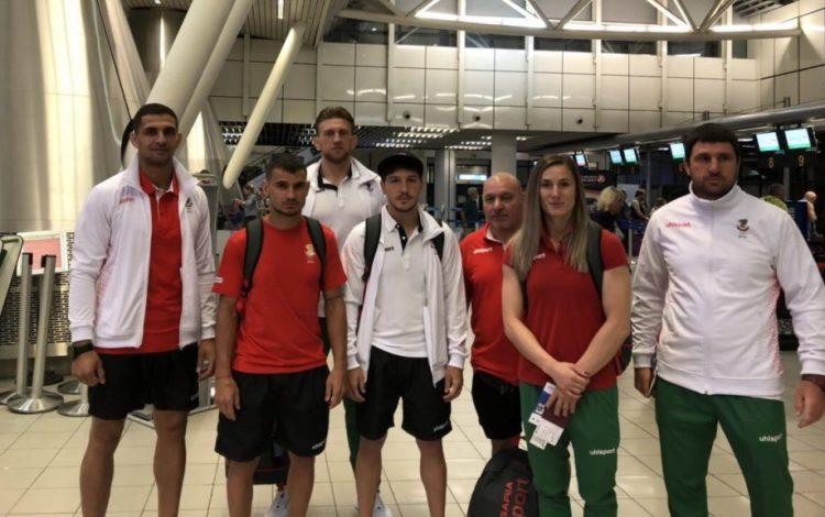 Джудистите ни заминаха за Европейските игри