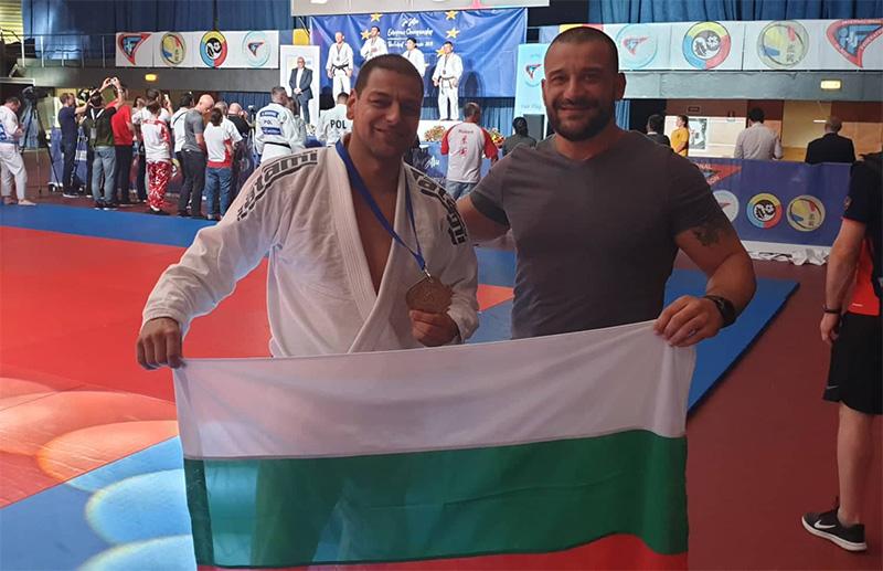 България с бронз на европейското по джу – джицу