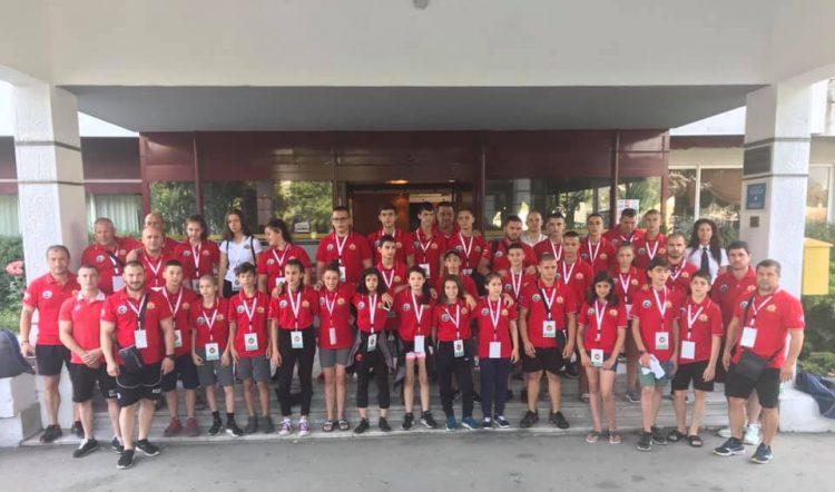 Много медали за България от Балканиадата по джудо до 15 години