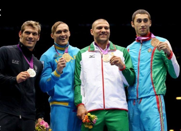 Тервел Пулев си спомни за Лондон 2012