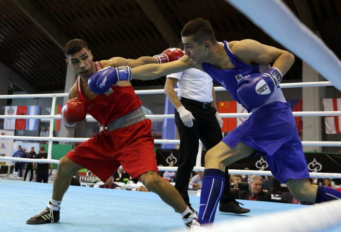 Двама българи излизат днес на Световното по бокс