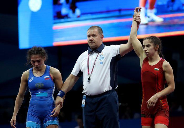 Миглена Селишка стартира ударно на Европейските игри