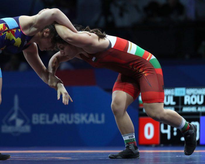 Великолепно! София Георгиева донесе 12-ти медал за България