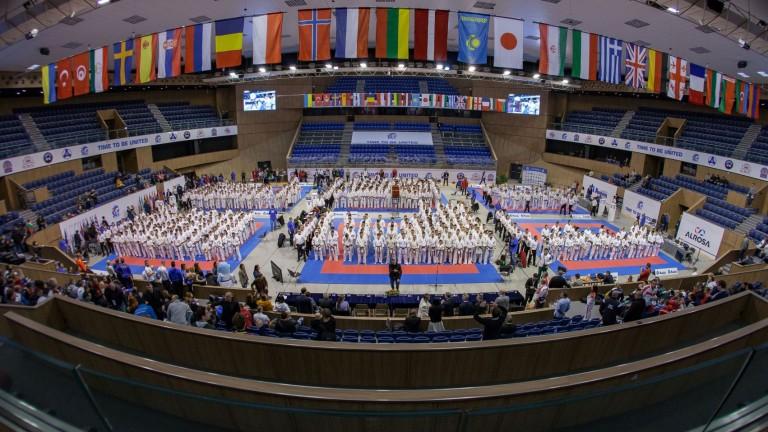 България с девет състезатели на Световното първенство по карате