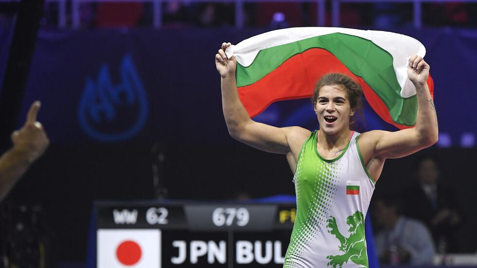 Тайбе Юсеин поздрави медалистите от Игрите в Минск