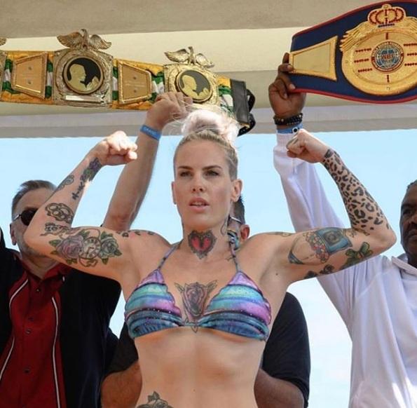 Белатор привлече бивша участничка в UFC