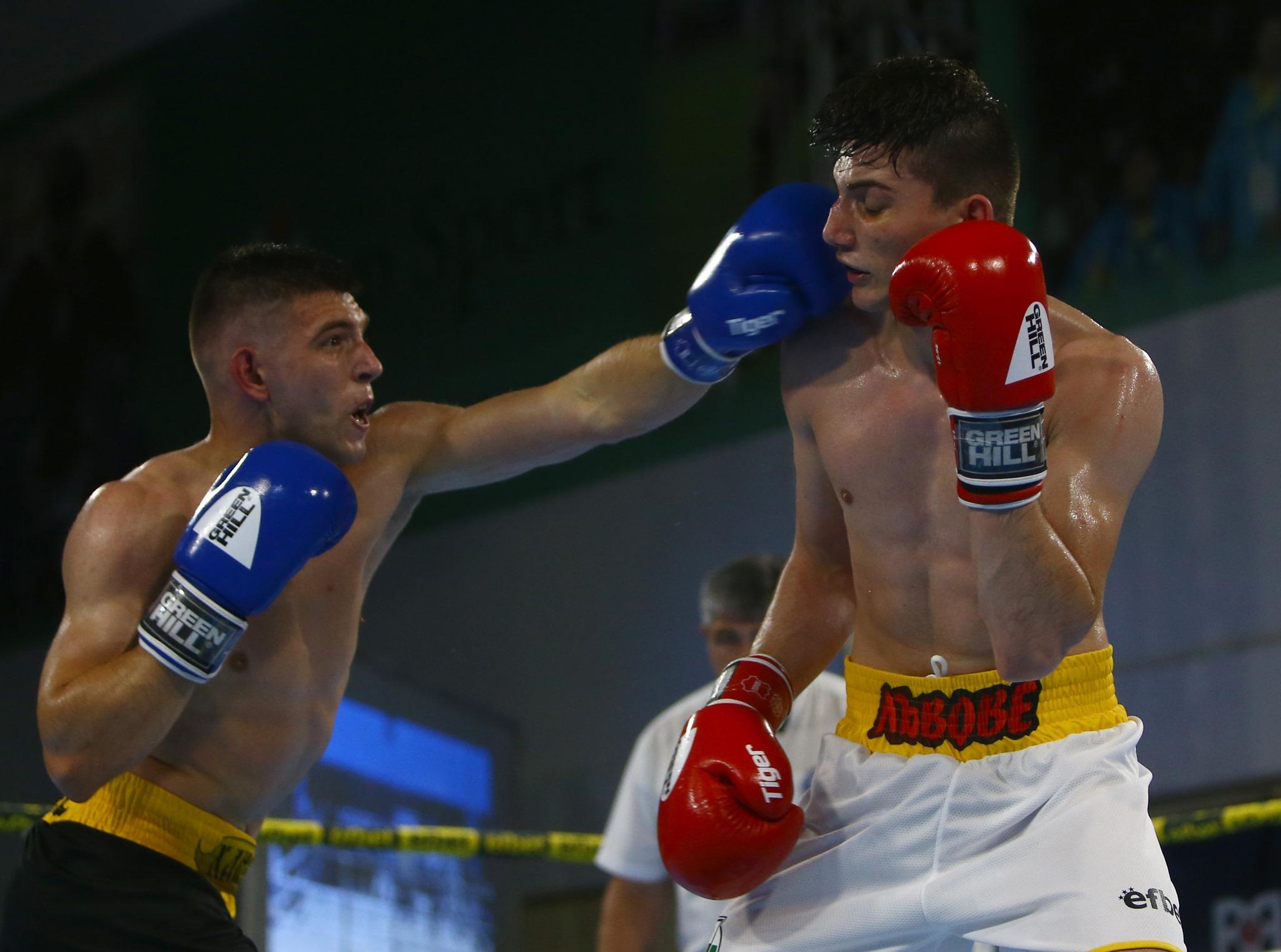Пловдив приема втория кръг на Националната боксова лига