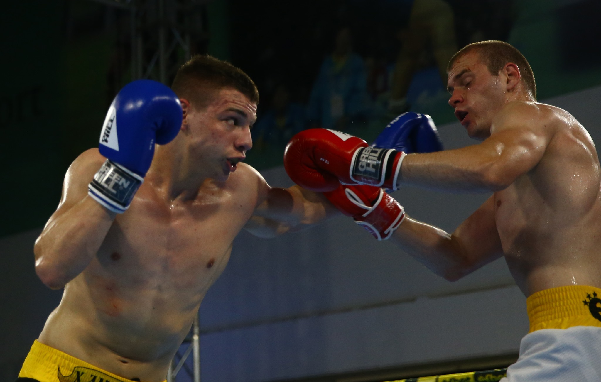 Хановете с повече победи на старта на Националната боксова лига