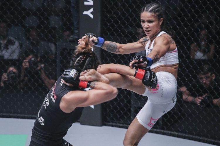 Истела Нунес подписа с UFC