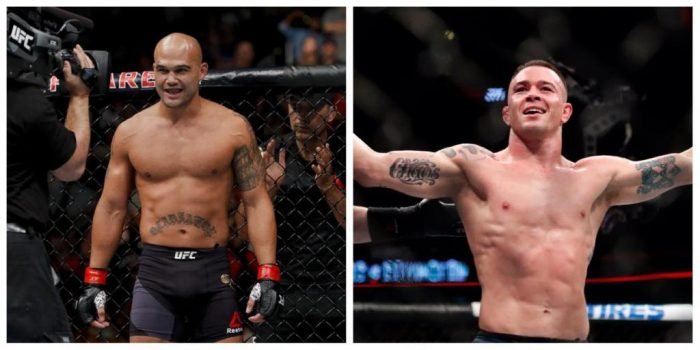 Двама бойци се издъниха на кантара преди галата на UFC