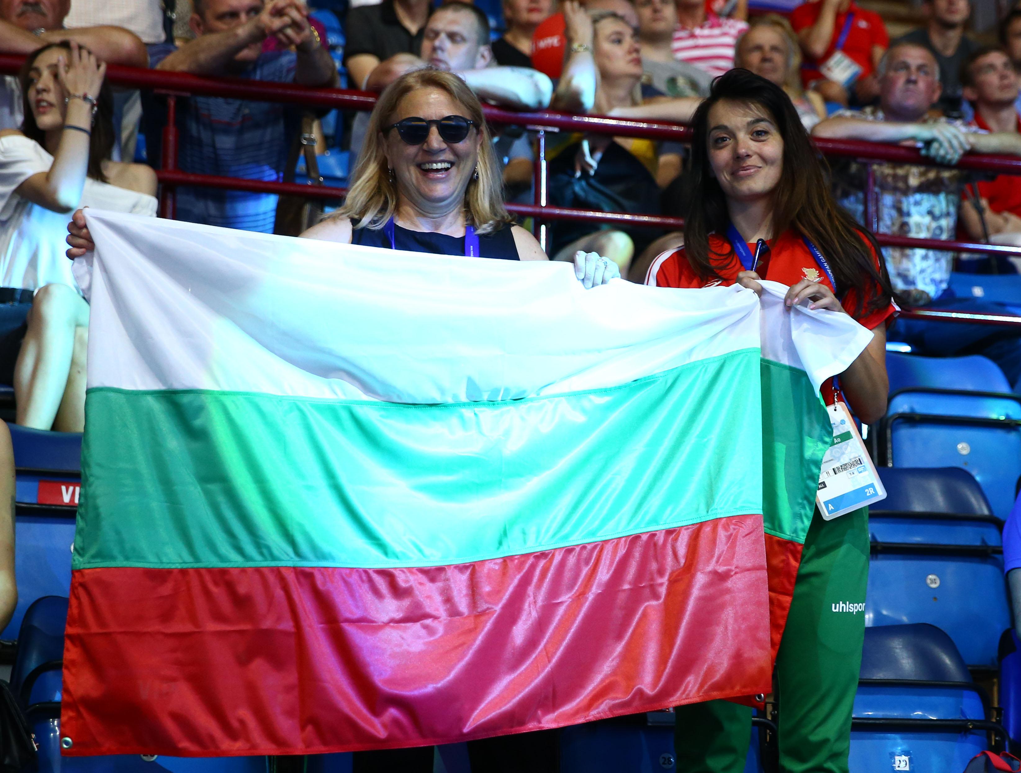 Българското участие на Европейските игри в Минск днес
