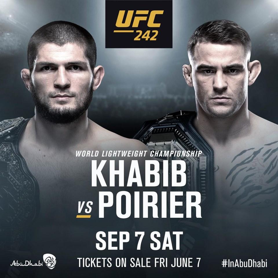 Официално: Хабиб се завръща на 7-ми септември срещу Порие