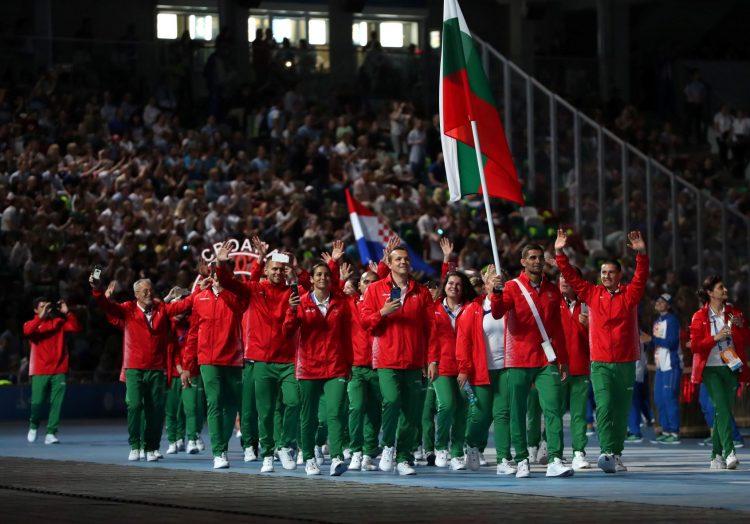 Българските бойци в седмия ден на Игрите в Минск