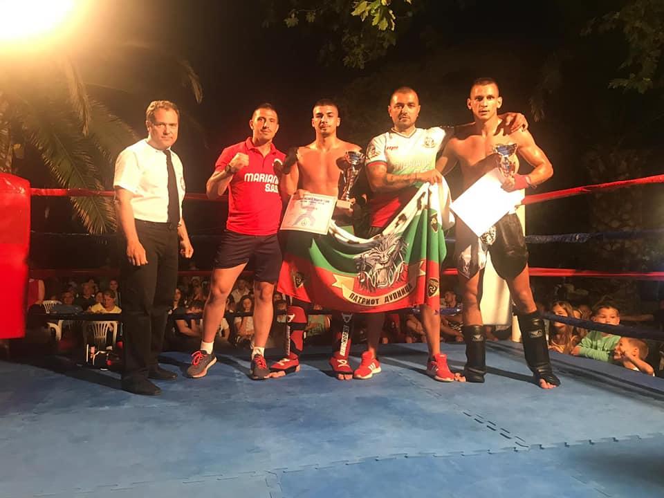 Доброслав Радев с нов успех на профи ринга в Гърция